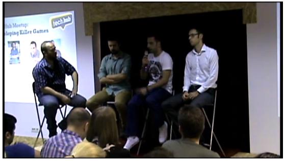TechHub_Meetup__Developing_Killer_Games___TechHub-2