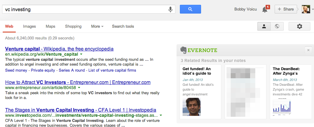 google-evernote