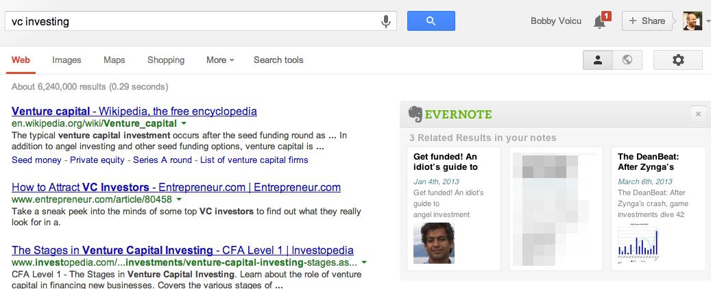 google-evernote