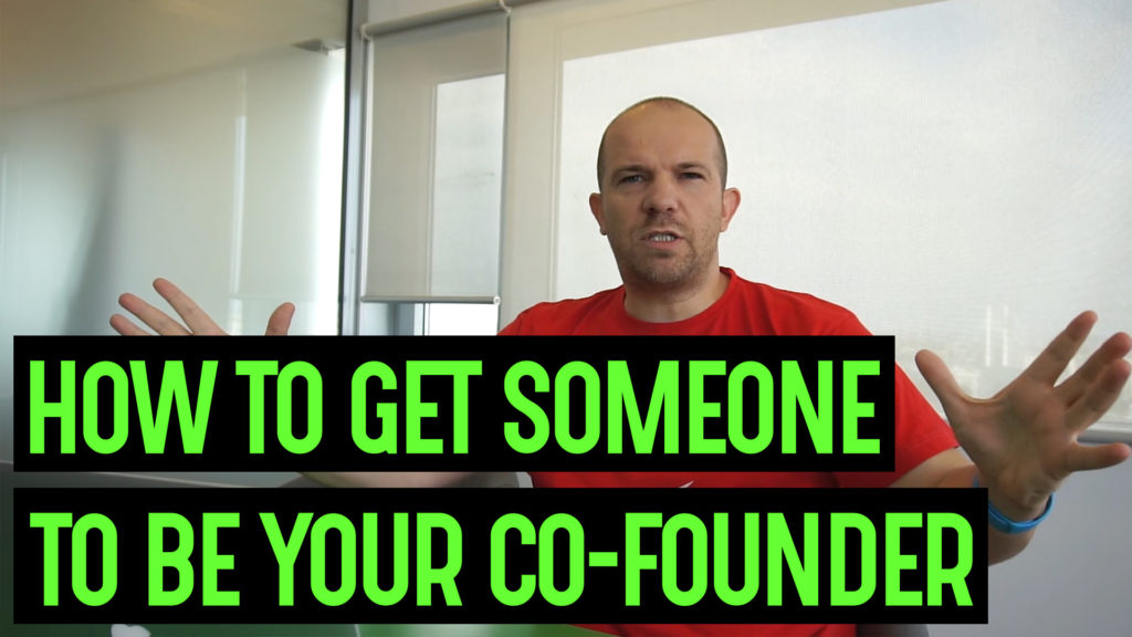 How to find a startup cofounder